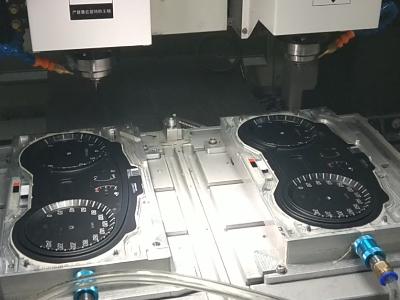 汽车部件精雕机厂家为您分析冲压件回弹的影响因素