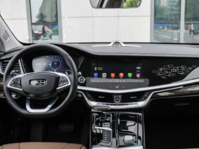 2020年汽车车载显示盖板及光学贴合技术日益增量