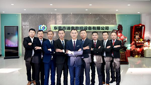 迪奥数控-业务团队